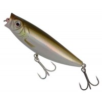 Vobler Savage Gear 3D Minnow Pop Walker, Ayu, 6.6cm, 8g