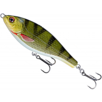 Vobler Savage Gear 3D Roach Jerkster Slow Sinking, Perch, 11.5cm, 37g