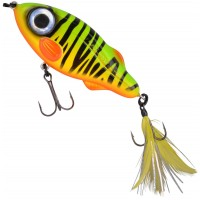 Vobler Spro Iris Flash Jerk Slow Sinking, Fire Tiger, 9.5cm, 37g
