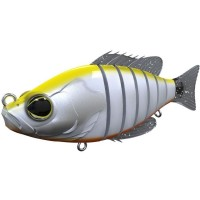 Vobler Swimbait Biwaa Seven Section Sexy Shad, 15cm, 60g