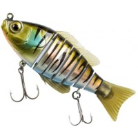 Vobler Swimbait Biwaa Seven Section, Natural Tiger, 10cm, 17g