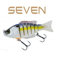 Vobler Swimbait Biwaa Seven Section, Sexy Shad, 15cm, 60g
