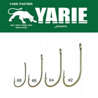 Yarie Jespa Carlige Trout Hook Model 1