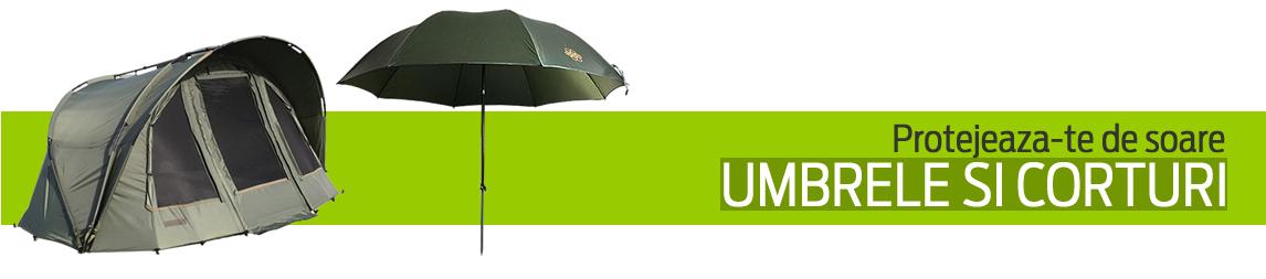 corturi, umbrele pescuit