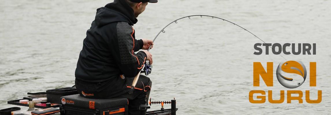articole de pescuit pentru feeder Guru