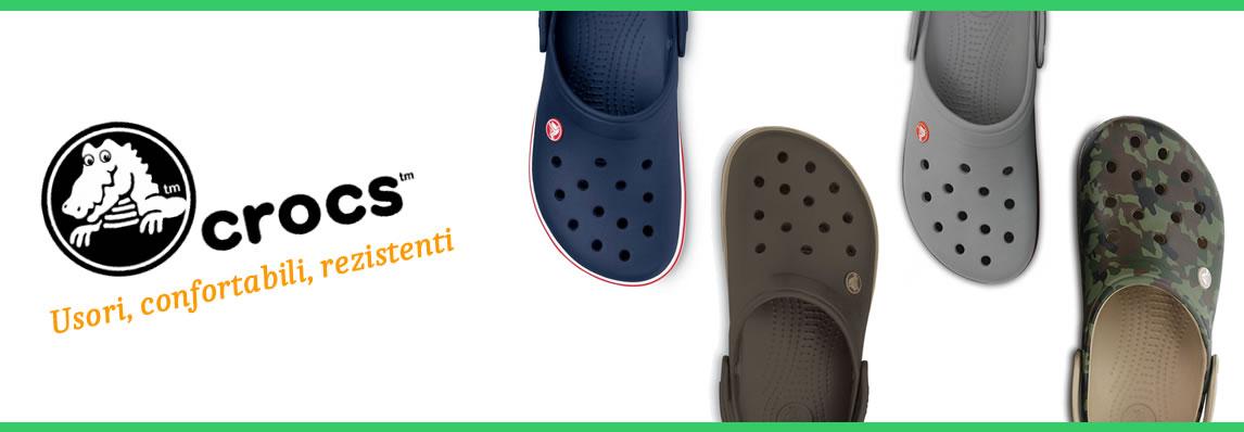 Papuci Crocs pentru pescuit