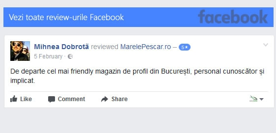 pareri marelepescar facebook reviews